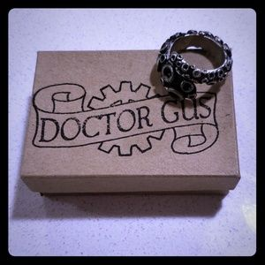 Other - Doctor Gus octopus ring